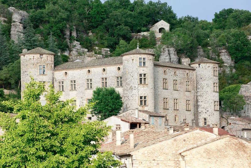 Château de Vogüé