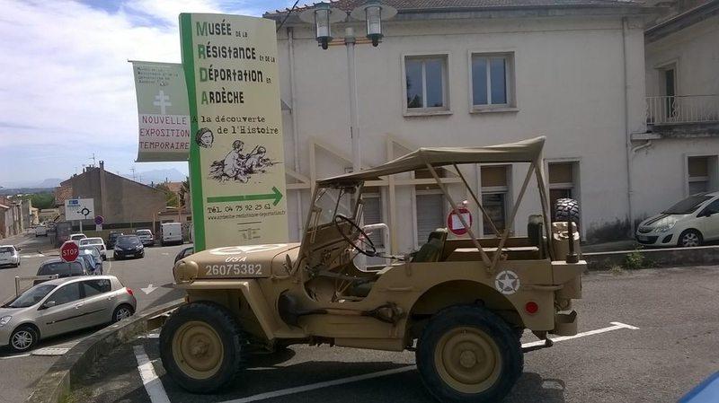Musée de la Résistance et de la Déportation en Ardèche