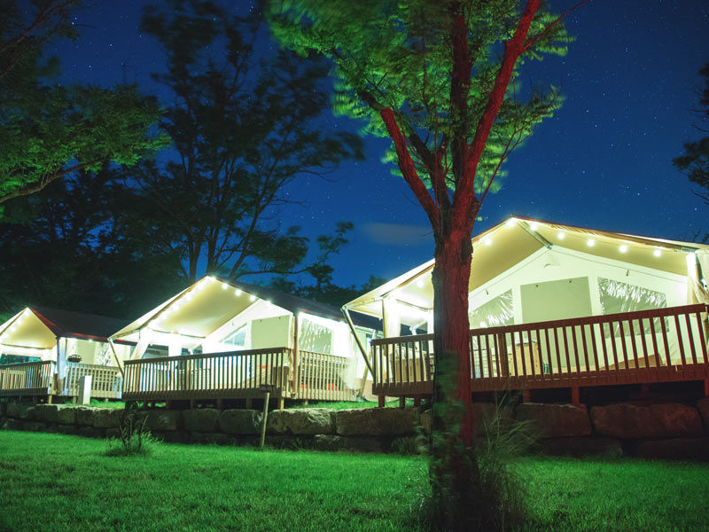 Le Medrose Camping