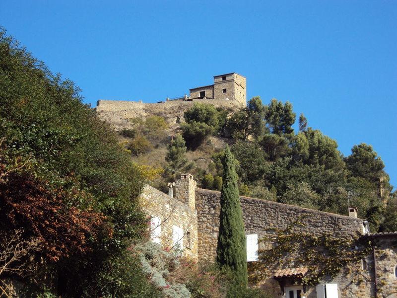 Randonnée Le Château