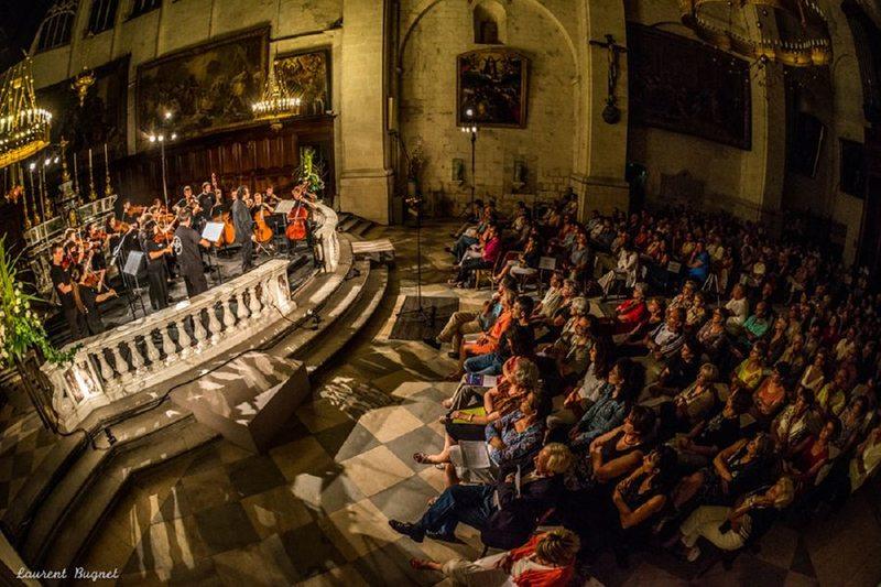Festival de musique de chambre Les Cordes en Ballade