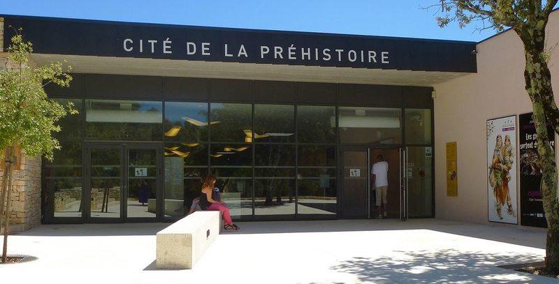 Grand Site de lAven dOrgnac - La Cité de la Préhistoire