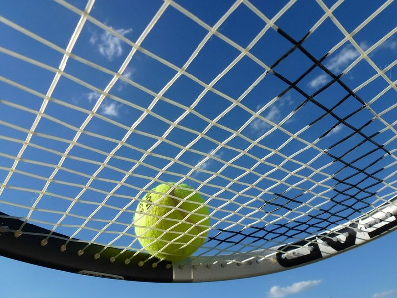 Courts Tennis couvert