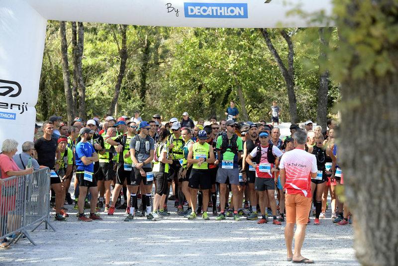 5e édition du trail du Montagut