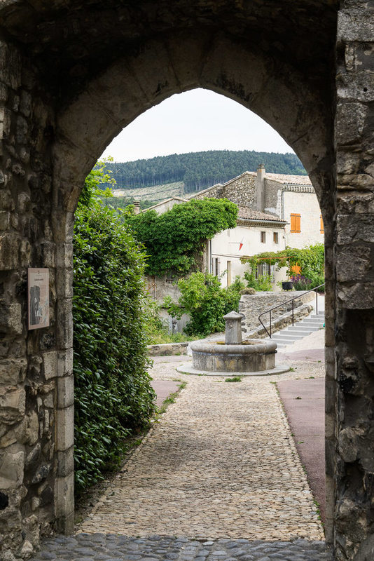 Porte des chevaliers