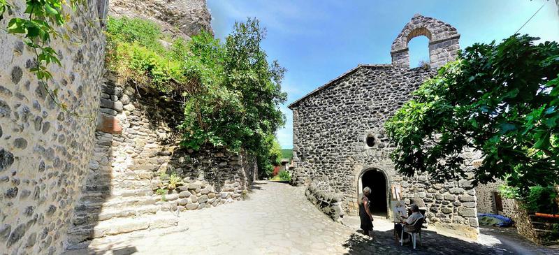 Visite guidée dAlba-la-Romaine et dégustation