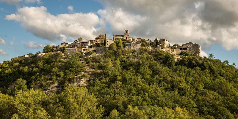 Visite de village :  Saint Thomé