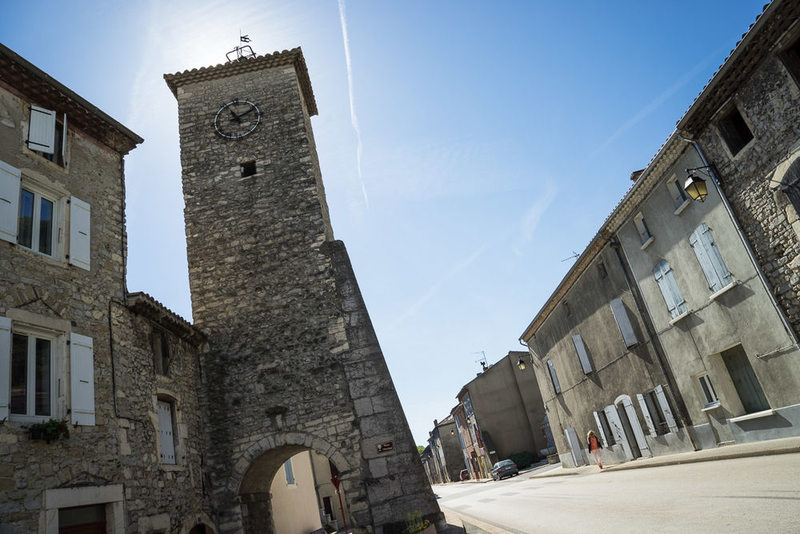 Visite de village : Baix