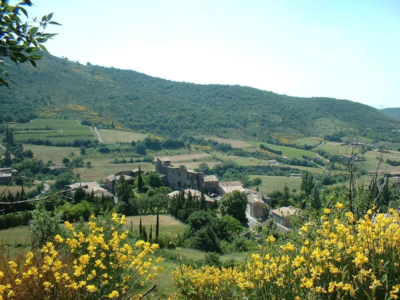 Village dAubignas