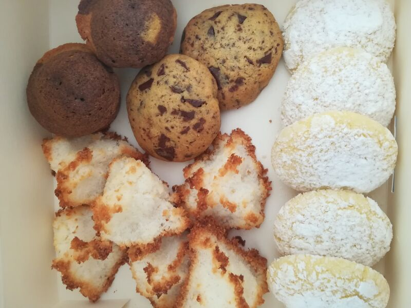 Les petits biscuits du Rieutord