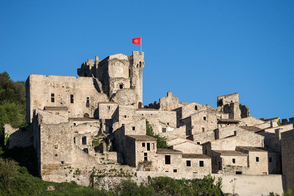 Visite guidée du Site médiéval de Cruas