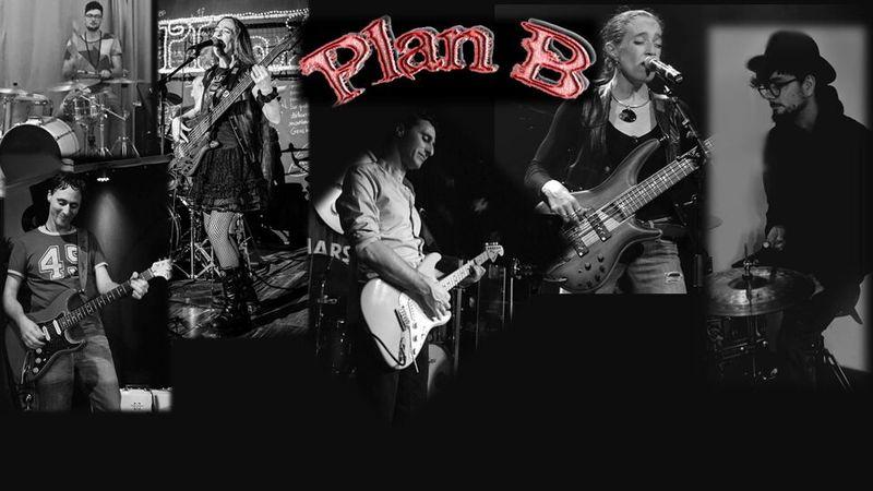 Concert spécial Années 80 avec le groupe Plan B