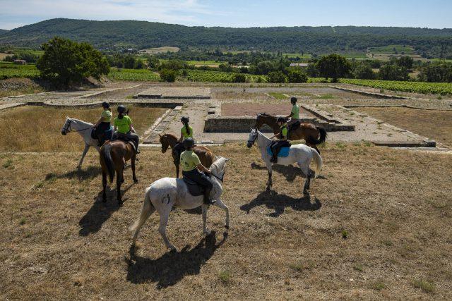 Alba-site-antique-cheval-equitation